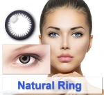 Natural Ring - Coloured contact lenses Big Eyes