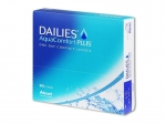 Dailies Aquacomfort Plus - 1 x 90 pieces - daily disposable contact lenses